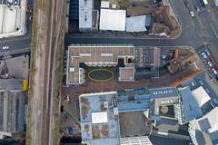 Birmingham 2019 (scrappy nw) Tags: scrappynw scrappy birmingham dji djimavicpro djimavic2pro mavicpro mavic mavic2pro drone city citycentre dusk midlands custardfactory digbeth traintrack