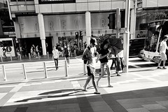 2019-04-22_08-55-54 (jumppoint5) Tags: blackandwhite light shadow city urban street contrast together people