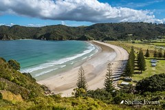 Matauri Bay, Northland (flyingkiwigirl) Tags: beach cavalliislands cavallipassage church cloudformation diving gull historic holidaypark matauribay memorial northland putatauabay rabbit rainbowwarrior samuelmarsden sunrise