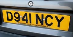 D941 NCY (3) (Nivek.Old.Gold) Tags: 1987 nissan sunny 13 lx 5door kingsbridgemotorco gorseinon aca