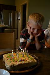 Oliver's 8th birthday (oh so e) Tags: oliver ollie 8yearsold washington april2019 birthday birthdaycake