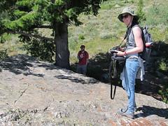 String Lake Trail (pr0digie) Tags: grandteton nationalpark hike hiking trail stringlake leighlake lake mountain mountains katwaddell jasonkafalas