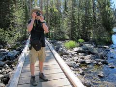 String Lake Trail (pr0digie) Tags: grandteton nationalpark hike hiking trail stringlake leighlake lake mountain mountains jon