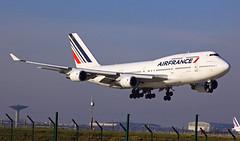 Boeing B747-428 n° 25600/901 ~ F-GITD  Air France (Aero.passion DBC-1) Tags: spotting 2012 cdg roissy airport aeropassion avion aircraft aviation plane dbc1 david biscove airlines airliner boeing b747 ~ fgitd air france