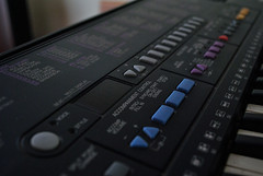 _DSC9292 (Julio Huenul Pereira) Tags: keyboard teclado música music yamaha nikon d3000 1855 nikkor