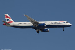 G-MEDG (Baz Aviation Photo's) Tags: gmedg airbus a321211 british airways baw ba heathrow egll lhr 09l ba148