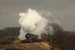 City of Wells (Jacobite52) Tags: 34092 cityofwells wells northyorkshiremoorsrailway nymr moorgates moors railway train steam southern