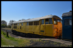 No 31105 20th April 2019 Mangapps Railway Museum 20th April 2019 (Ian Sharman 1963) Tags: no 31105 20th april 2019 mangapps railway museum class 31 station diesel engine rail railways train trains loco locomotive passenger 302201 heritage line network livery