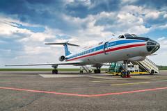 DSC_0944 (dentorson) Tags: airplane aviationporn aviation avgeek airport tupolev tu134 planepic aeroworld planeporn planespotting