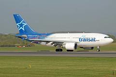 C-GTSH (afellows80) Tags: airbus a310 a313 airtransat transat egcc man cgtsh