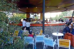 HERRMANNS STRAND BAR (artofthemystic) Tags: vienna danubecanal austria bars restaurants