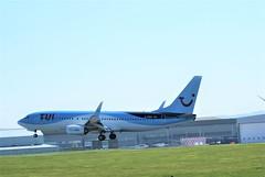 DSC03942 (richellis1978) Tags: ema east midlands airport airliner aeropark airplane aeroplane boeing 737 tui gfdzz 7378k5 airways