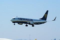 DSC03928 (richellis1978) Tags: ema east midlands airport airliner aeropark airplane aeroplane boeing 737 ryanair 800 737800 eifrb