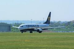 DSC03991 (richellis1978) Tags: ema east midlands airport airliner aeropark airplane aeroplane boeing 737 ryanair 800 737800 eifiy