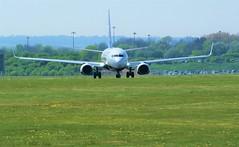 DSC03988 (richellis1978) Tags: ema east midlands airport airliner aeropark airplane aeroplane boeing 737 ryanair 800 737800 eifiy