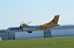 DSC03987 (richellis1978) Tags: ema east midlands airport airliner aeropark airplane aeroplane aurigny channel islands gvzon atr 72 atr72