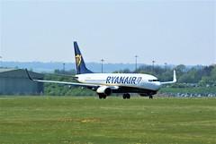 DSC03971 (richellis1978) Tags: ema east midlands airport airliner aeropark airplane aeroplane boeing 737 800 737800 ryanair elfrb