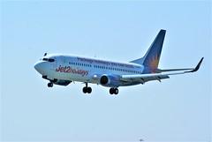 DSC03965 (richellis1978) Tags: ema east midlands airport airliner aeropark airplane aeroplane boeing 737 jet2 jet 2