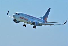 DSC03964 (richellis1978) Tags: ema east midlands airport airliner aeropark airplane aeroplane boeing 737 jet2 jet 2 300 73736n ggdfl