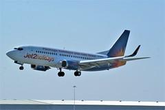 DSC03935 (richellis1978) Tags: ema east midlands airport airliner aeropark airplane aeroplane boeing 737 jet2 jet 2 ggdfb 737300