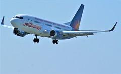 DSC03934 (richellis1978) Tags: ema east midlands airport airliner aeropark airplane aeroplane boeing 737 jet2 jet 2 ggdfb 737300