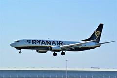 DSC03929 (richellis1978) Tags: ema east midlands airport airliner aeropark airplane aeroplane boeing 737 ryanair 800 737800 eifrb