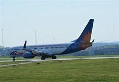 DSC03919 (richellis1978) Tags: ema east midlands airport airliner aeropark airplane aeroplane boeing 737 jet2 jet 2 gjzhf 737800 8k2