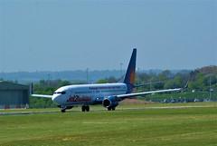 DSC03912 (richellis1978) Tags: ema east midlands airport airliner aeropark airplane aeroplane boeing 737 jet2 jet 2 gjzhf 737800 8k2