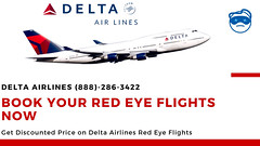 How do I Book Delta Airlines Red Eye Flights (Air Travel Info) Tags: airlines airtravel deltaairlines deltaredeyeflights travel deltabooking flights airlinesinfo