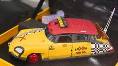 Conservatoire Citroën - Aulnay-sous-Bois (Mic V.) Tags: conservatoire citroën citroen musée musee museum french car voiture aulnaysousbois back future ii ds cab b25 luxor company model toy jouet modele movie film retour vers le futur 2 france
