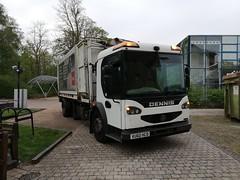 VU60HCD (Bucks photographer) Tags: vu60hcd biffa biffawaste dennis eagle dustcart elite garbagetruck recyclingtruck refusetruck truck toploader dennisdustcart