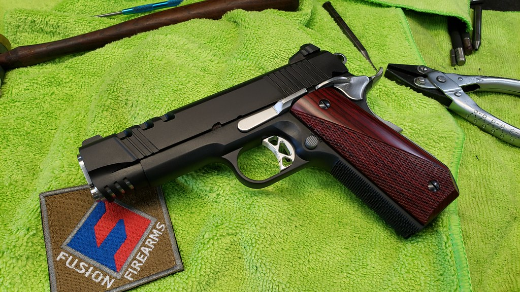 The World's most recently posted photos of 1911 and guns