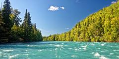 Rafting / Se laisser glisser sur la rivière (GEMLAFOTO) Tags: alaska kenai kenairiver fishing river rivière pêcher saumonssauvages paysagesauvage wildlandscape rafting waterraft michelgauthier salmon wildsalmon salmonrun