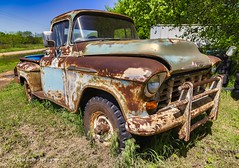 3600 Chevy Pickup (Kool Cats Photography over 12 Million Views) Tags: truck car classic rusty abandoned pickup chevy photography canon 6d canon6d