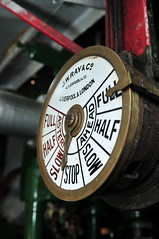 DSC_9570 (Thomas Cogley) Tags: tid 164 historic ship boat tug engine room speed direction dial