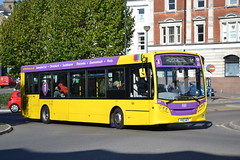 Bournemouth Yellow Buses 526 YX12AEY (Will Swain) Tags: bournemouth 20th october 2018 bus buses transport travel uk britain vehicle vehicles county country england english south yellow byb ratp 526 yx12aey former first london tower transit 44226