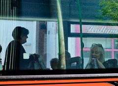 Bus Ride (Bury Gardener) Tags: burystedmunds britain suffolk streetphotography street streetcandids snaps strangers candid candids people peoplewatching folks england eastanglia uk 2019 fuji fujixt3 fujifilm