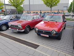 Central Garage Bad Homburg (Germany) 2019-04-28 (ahellmann) Tags: central garage bad homburg fiat 2300 ritmo s85 supermatic