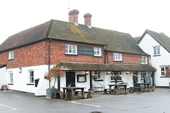 The Anchor Inn Lower Froyle Hampshire UK (davidseall) Tags: the anchor inn pub pubs tavern bar public house houses lower froyle hampshire uk gb british english country village