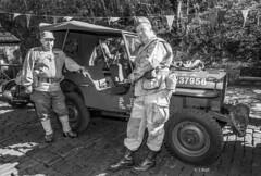 Crich 1940s Weekend 2019 pic26 (walljim52) Tags: crichtramwayvillage crich derbyshire 1940s event actor reenactor wartime ww2 soldier civilian military uniform costume