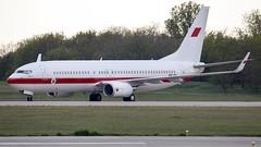 A9C-ISA (fakocka84) Tags: lisztferencairport lhbp a9cisa boeing73786j bahrainroyalflight