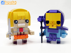 Lego-He-Man-Skeletor-01 (baronsat) Tags: lego custom model moc brickheadz television serie animated 80s action figure vintage eternia castle grayskull fantasy scifi sword sorcery comics video game mattel bricks figures heman skeletor motu masteroftheuniverse