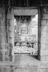 Pillars (Howie Mudge LRPS BPE1*) Tags: minoltax700 minolta minoltarokkormc35mmf28 fomapan400 fomapan analog analogphotography 35mm 35mmfilmcamera slr singlelensreflex film filmphotography filmisnotdead filmcamera filmrevival ishootfilm believeinfilm blackandwhite mono monochrome plustekopticfilm8200i