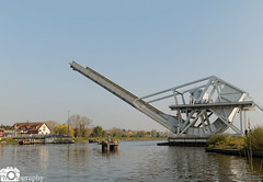Pegasus Bridge 4 (Mike House Photography) Tags: pegasus bridge normandy normandie calvados caen canal bénouville operation deadstick tonga rolling water blue sky grass gravel town village dday world war ii 2 two gliders