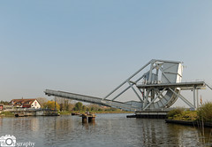Pegasus Bridge 2 (Mike House Photography) Tags: pegasus bridge normandy normandie calvados caen canal bénouville operation deadstick tonga rolling water blue sky grass gravel town village dday world war ii 2 two gliders