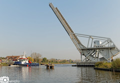 Pegasus Bridge 5 (Mike House Photography) Tags: pegasus bridge normandy normandie calvados caen canal bénouville operation deadstick tonga rolling water blue sky grass gravel town village dday world war ii 2 two gliders