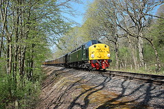 40106 (Mike 1501) Tags: br english electric class 40 no 40106 atlantic conveyor svr trimple