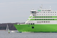 Star on way to Estonia (JarkkoS) Tags: 70200mmf28efledvr cuiseship d500 ferry finland helsinki pihlajasaari sea ship tc17eii tallink uusimaa water