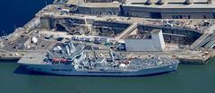 RX308227 (gosport_flyer) Tags: ship royalfleetauxiliary hmnb northdock