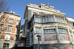 Amsterdam2014_302 (schulzharri) Tags: amsterdam holland niederlande netherlands europ europe water building house haus sun sonne sky himmel blau blue